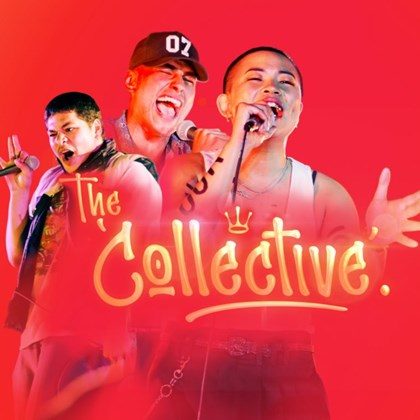 Tune in to Davies' docuseries The Collective
