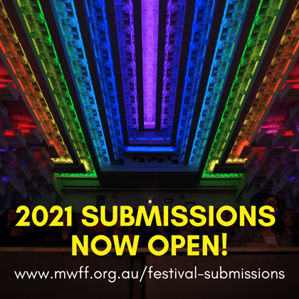 Entries open for the Melbourne Women In Film Festival 2021